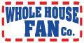 Whole House Fan Company Logo